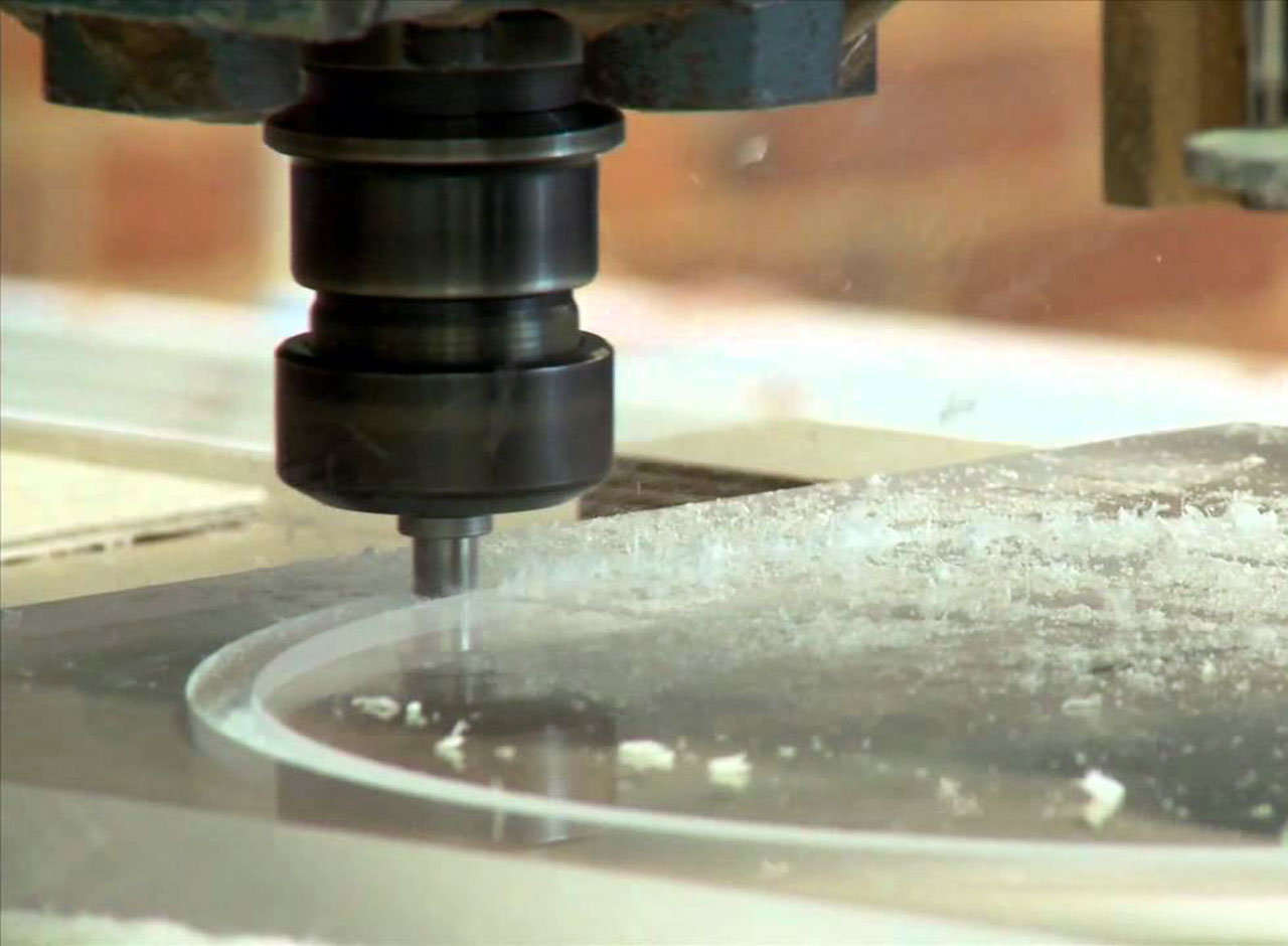 CNC-secenje